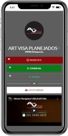 ARTVISA.ml | MOBSIT.es - (31)99476-6077 | Criação de Site Criação de Loja Virtual já pronto pra divulgação/venda de produtos/serviços. Link exclusivo, painel admin e + de 80 recursos web.